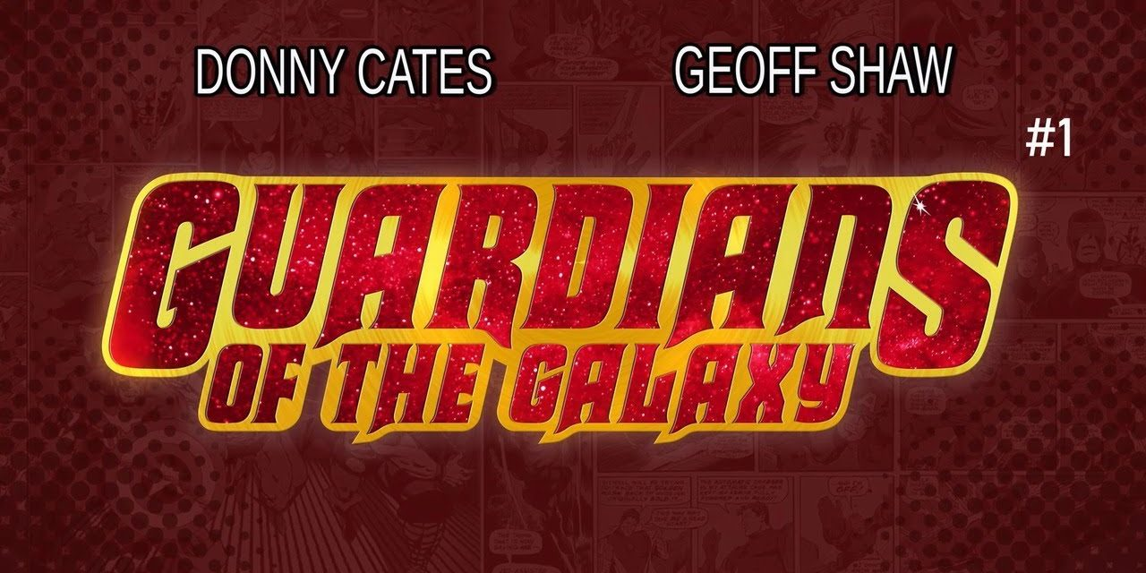 GUARDIANS OF THE GALAXY #1 Launch Trailer   Marvel Comics