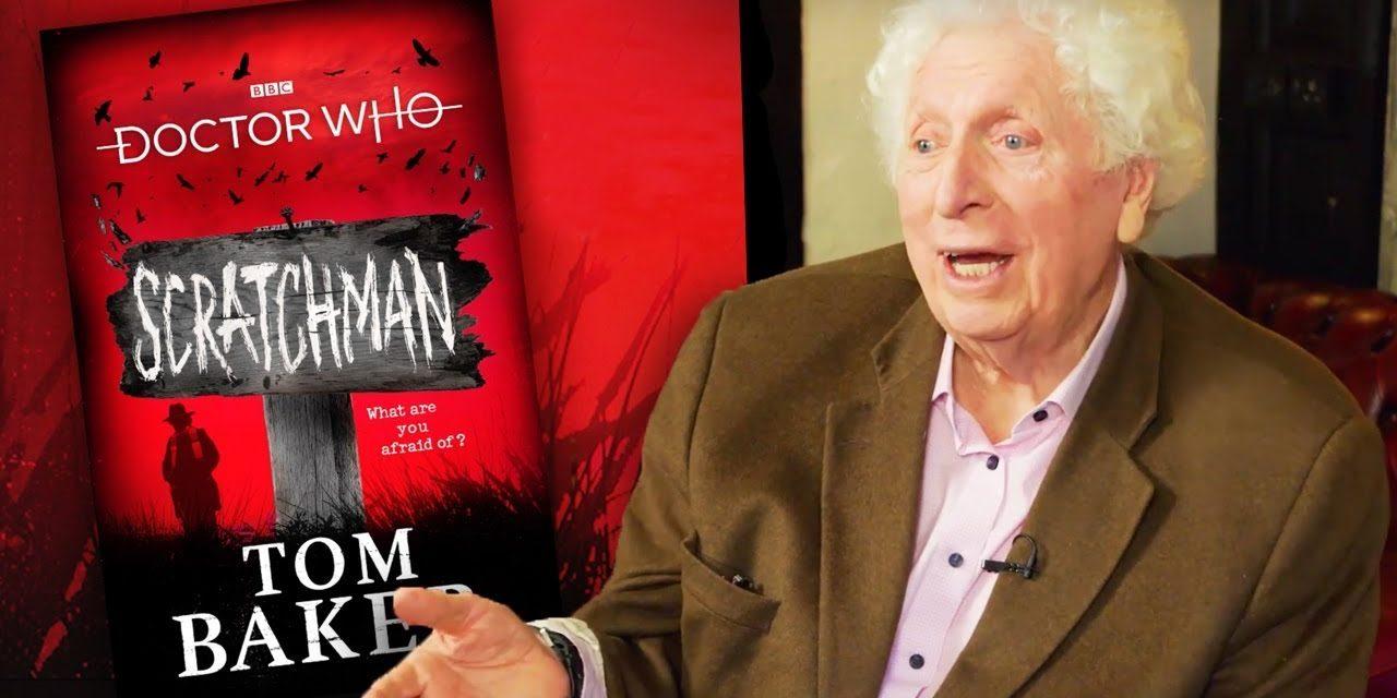 Tom Baker Answers Fan Questions | Doctor Who: Scratchman