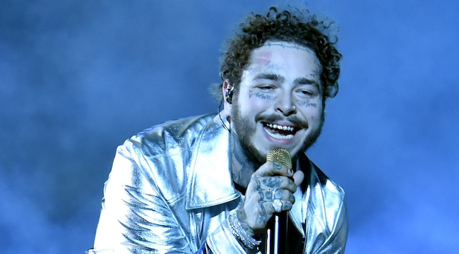 Post Malone And The Red Hot Chili Peppers Will Perform Together At This Year's Grammys