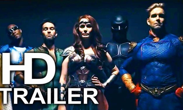 THE BOYS Trailer #2 NEW (2019) Karl Urban Superhero Series HD