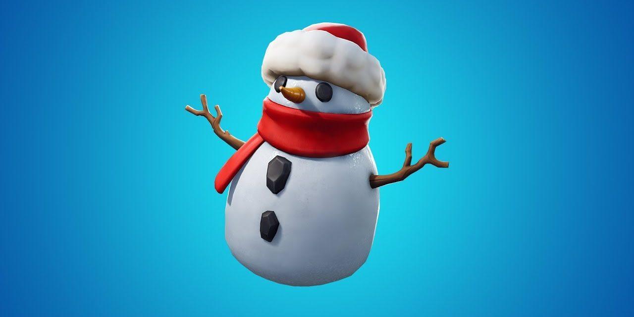 Fortnite – Sneaky Snowman
