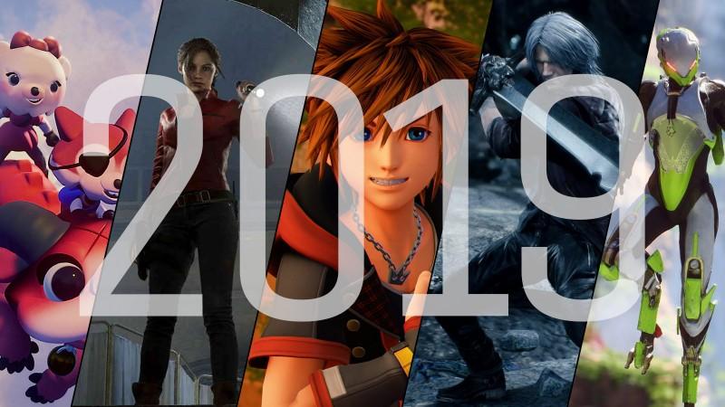 2019 Video Game Release Schedule