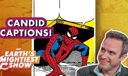 Amazing Spider-Man writer Nick Spencer Captions Comics | Earth's Mightiest Show