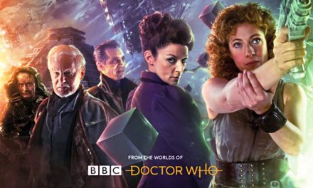 River Song Meets FOUR Masters | The Diary of River Song: Series 5 Trailer | Doctor Who