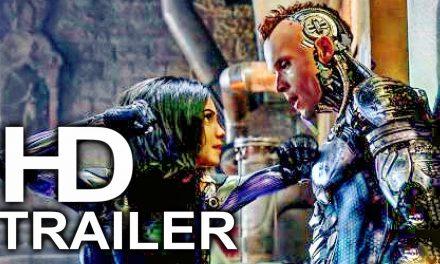 ALITA BATTLE ANGEL Presence Of Evil Trailer NEW (2019) James Cameron Sci-Fi Movie HD