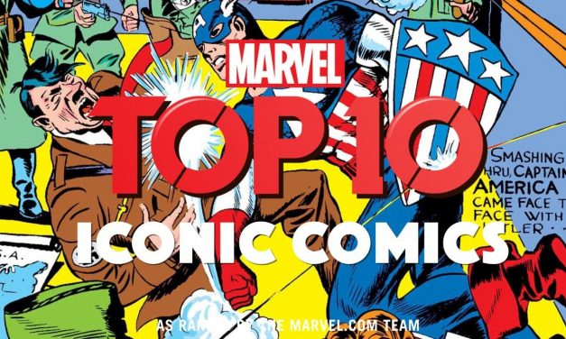 Top 10 Iconic Comics | Top 10