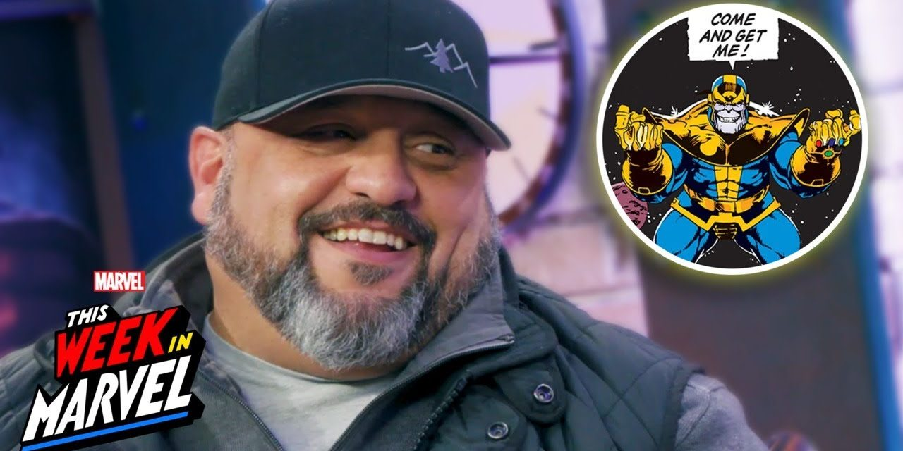 Taz Talks Throwing Down with Marvel Characters | This Week in Marvel