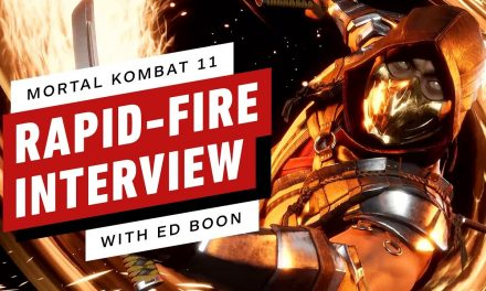 Mortal Kombat: 14 Rapid Fire Questions with Ed Boon