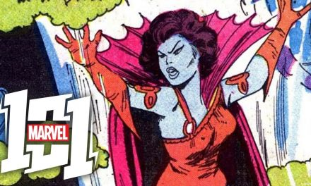 Lady Dorma | Marvel 101