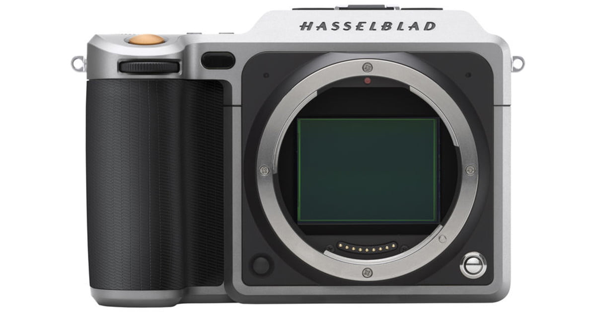 Hasselblad X1D-50c review