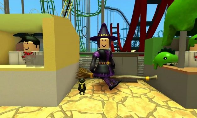 Roblox – Theme Park Tycoon 2 Trailer