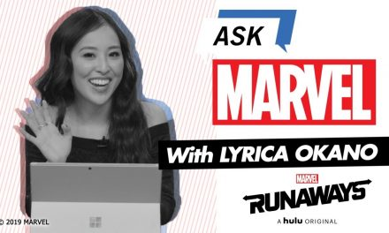 Lyrica Okano Answers Your Riveting Runaways Questions   Ask Marvel