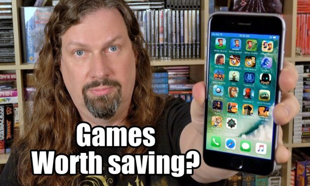 Apple killed these iPhone Games – SO I ARCHIVED them forever!