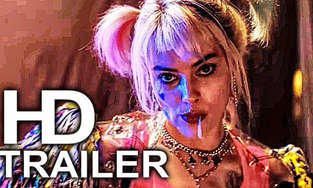 BIRDS OF PREY Trailer Teaser #1 NEW (2019) Margot Robbie DC Superhero Movie HD
