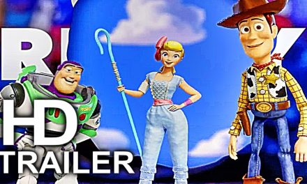 TOY STORY 4 Trailer #3 TEASER Bo Peep NEW (2019) Disney Animated Movie HD