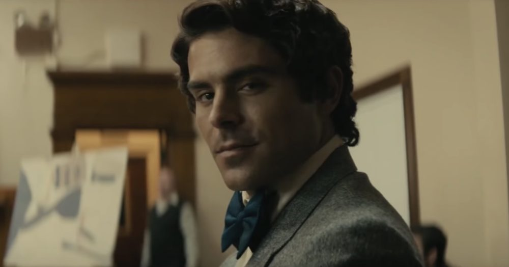 The first Zac Efron-as-Ted Bundy trailer is here, and people are *not* happy with this portrayal