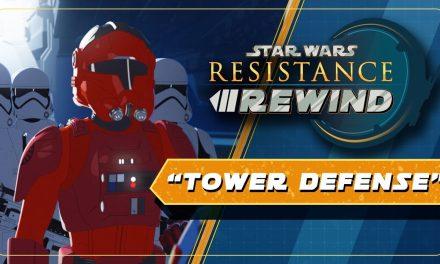 Star Wars Resistance Rewind #1.15 | Tower Defense