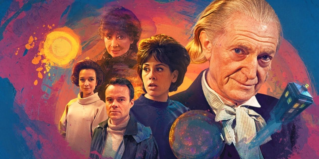 The First Doctor Adventures Trailer – Volume 3 | Doctor Who