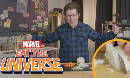 Wolverine Knife Skills | Eat The Universe