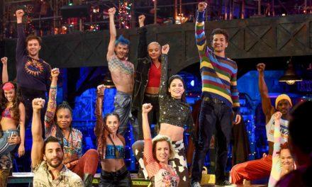 TV Ratings Sunday: 'Rent' falls short, 'Shark Tank' ties seasonhigh