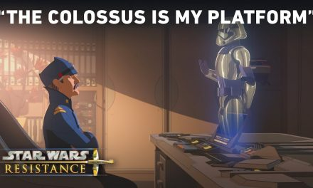 """The Colossus is My Platform – """"The First Order Occupation"""" Preview 