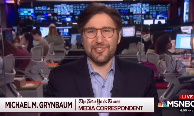 NYT Chides Fox-Fueled 'Conspiracy Theories' Suggest Press Failed to Stop Trump in 2016