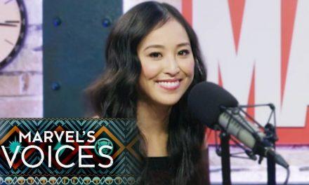 Lyrica Okano discusses Nico's Identity on Marvel's Runaways | Marvel's Voices