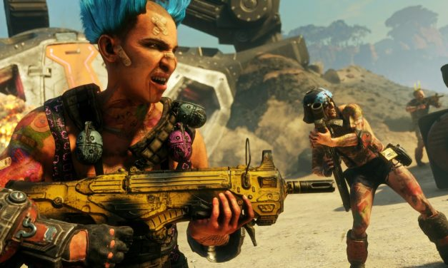 Rage 2: id's shooting is fine, but this pink apocalypse feels overfamiliar