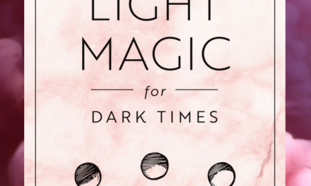 Episode 139 – Light Magic for Dark Times with Lisa Marie Basile