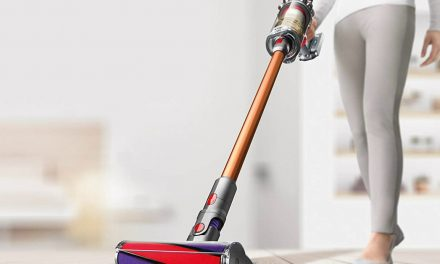Find big price cuts on Dyson upright, stick, and handheld vacuums on Amazon