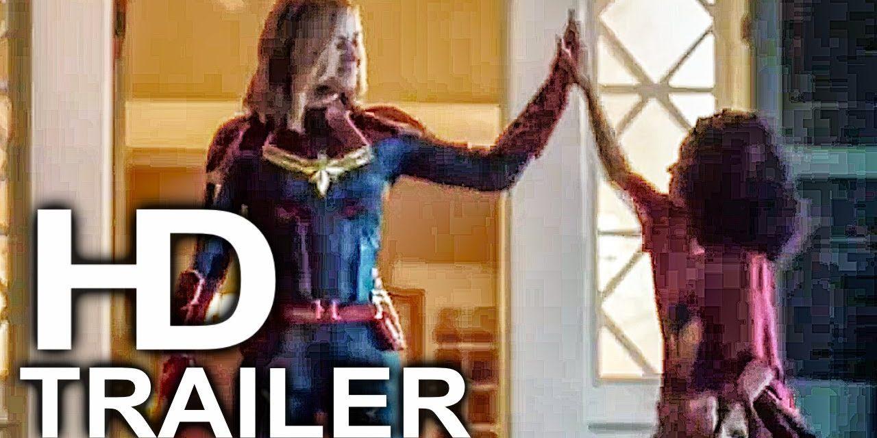 CAPTAIN MARVEL How Do I Look Trailer NEW (2019) Superhero Movie HD