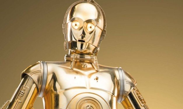 C-3PO Actor Anthony Daniels Has Wrapped on Star Wars 9