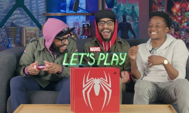 The Lucas Brothers explore NYC in Marvel's Spider-Man for PS4 | Marvel Let's Play