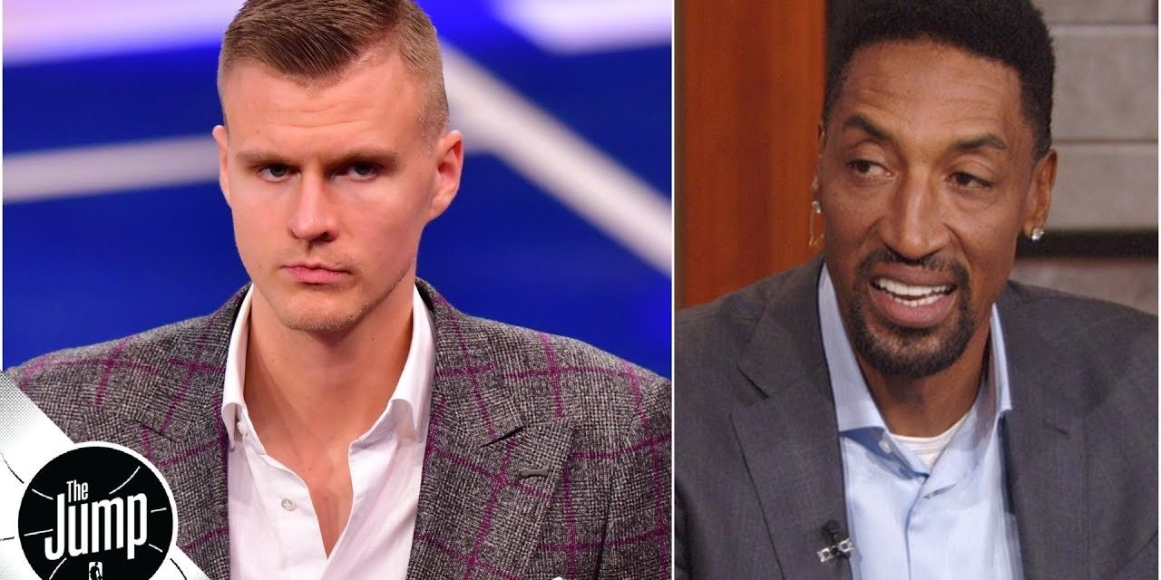 Knicks will regret trading Kristaps Porzingis once he returns – Scottie Pippen l The Jump