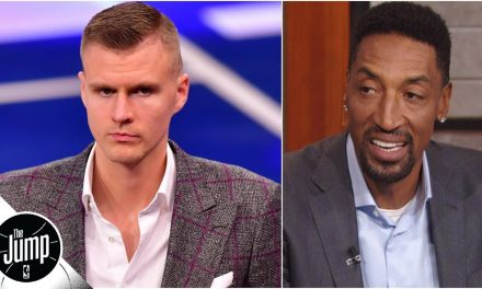 Knicks will regret trading Kristaps Porzingis once he returns – Scottie Pippen l The Jump