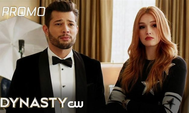 Dynasty | Even Worms Can Procreate Promo | The CW