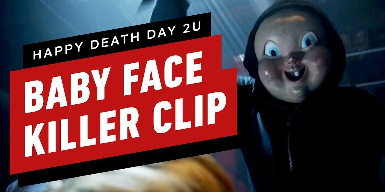 Happy Death Day 2U – Exclusive Baby Face Killer Clip