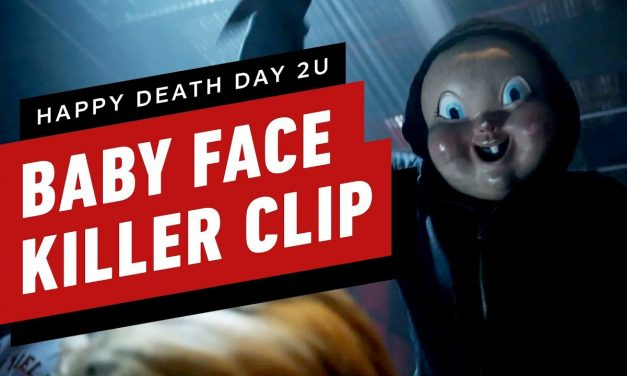 Happy Death Day 2U – Exclusive Baby Face Killer Clip