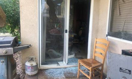 Elderly Couple Sleeping in Car Outside Roseville Home Damaged during Police Standoff – KTXL FOX 40 Sacramento