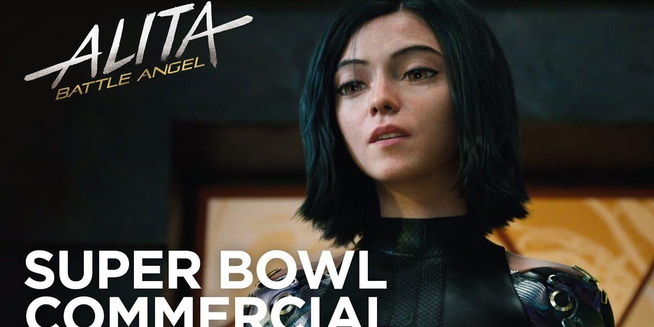Alita: Battle Angel | #SBLIII Commercial | 20th Century Fox