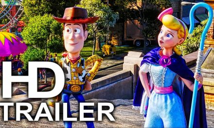 TOY STORY 4 Trailer #3 NEW Super Bowl (2019) Disney Animated Movie HD