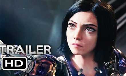 ALITA: BATTLE ANGEL Super Bowl Trailer (2019) James Cameron Sci Fi Action Movie HD