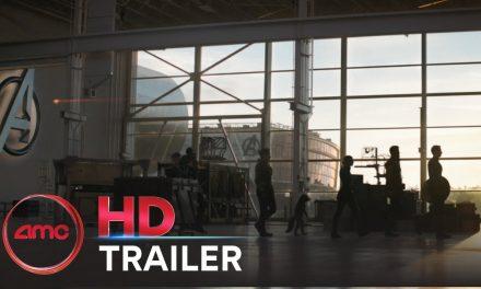 AVENGERS: ENDGAME – Super Bowl Trailer (Chris Evans, Scarlett Johansson) | AMC Theatres (2019)