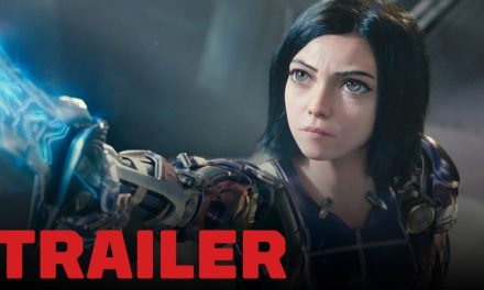 Alita: Battle Angel – Pre-Game Big Game Spot