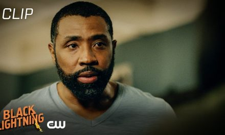 Black Lightning | The Book Of Secrets: Chapter Two: Just And Unjust Scene | The CW