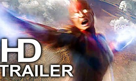 CAPTAIN MARVEL Final Trailer NEW (2019) Superhero Movie HD