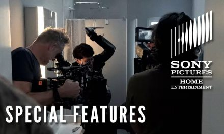 "THE GIRL IN THE SPIDER'S WEB: Special Features Clip ""Becoming Lisbeth – Fight Training"""