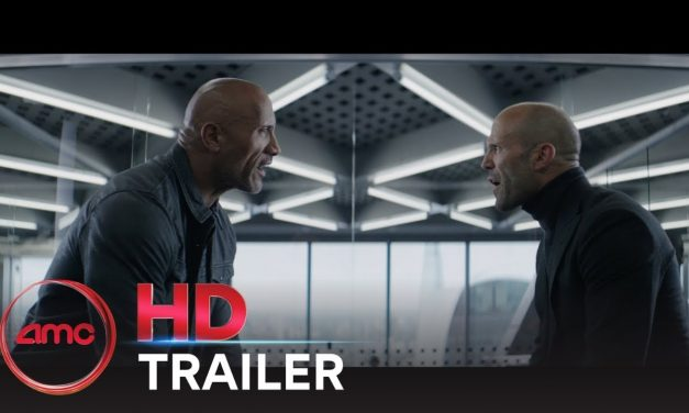 FAST & FURIOUS PRESENTS: HOBBS & SHAW – Trailer (Dwayne Johnson, Jason Statham)| AMC Theatres (2019)