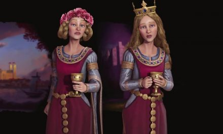 Civilization VI: Gathering Storm – First Look: Eleanor of Aquitaine Video