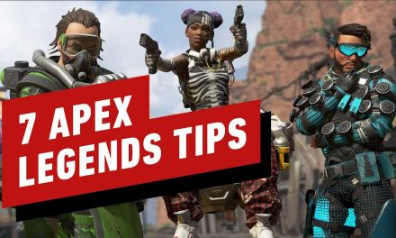 7 Best Apex Legends Tips Every Player Should Know